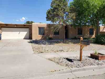 Los Alamos Condo/Townhouse For Sale: 328 Cheryl Ave