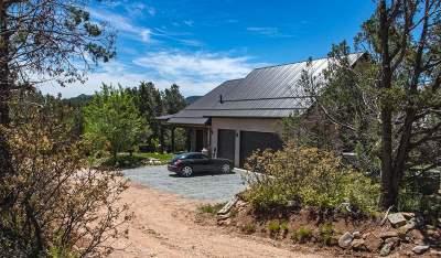 Single Family Home For Sale: 23 A La Cueva Creek