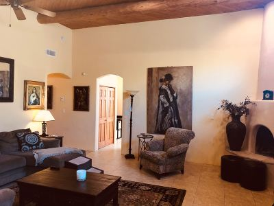 Santa Fe Single Family Home For Sale: 2190 Manuel Medrano