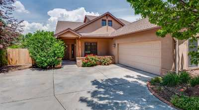 Los Alamos Single Family Home For Sale: 805 Aster
