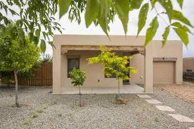 Santa Fe Single Family Home For Sale: 3738 Valmora