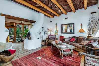 Santa Fe Single Family Home For Sale: 81 Tano West