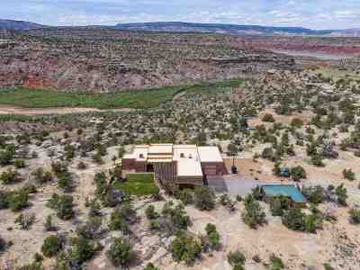 Single Family Home For Sale: 13 El Tesoro Trail