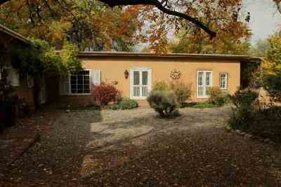Santa Fe Condo/Townhouse For Sale: 15 Camino Ancon #2 &