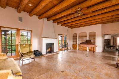 Santa Fe Single Family Home For Sale: 18 Cloud March West