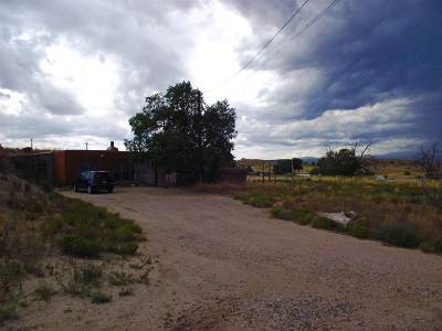 Espanola Single Family Home For Sale: 18648b Highway 84/285