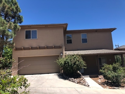 Los Alamos Single Family Home For Sale: 4960 Sombra