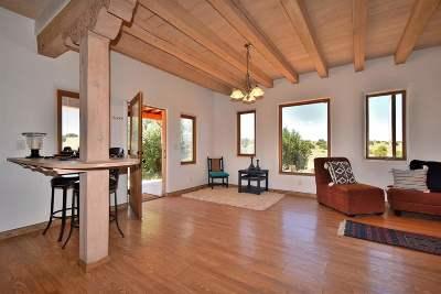 Santa Fe Single Family Home For Sale: 26 Jennifer Way