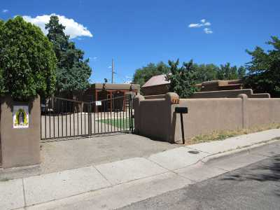 Single Family Home For Sale: 549 Onate Place
