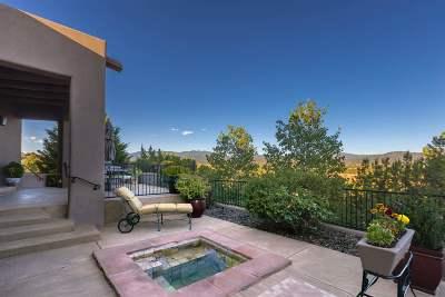 Santa Fe NM Single Family Home For Sale: $1,277,000