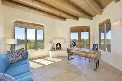 Santa Fe County Single Family Home For Sale: 6 Puma Circle