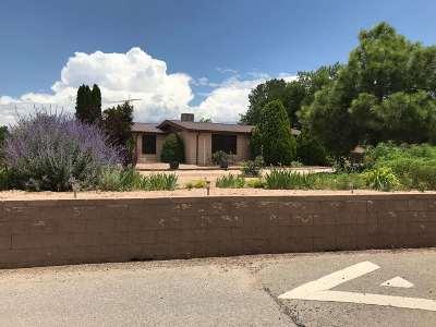 Santa Fe Single Family Home For Sale: 26 Don Bernardo