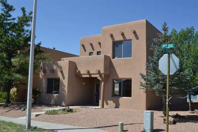 Santa Fe Single Family Home For Sale: 4000 Paseo Del Sol