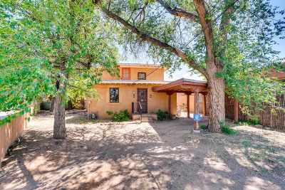 Santa Fe Single Family Home For Sale: 1524 Camino Sierra Vista