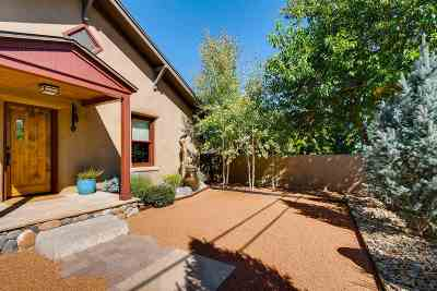 Santa Fe Single Family Home For Sale: 318 Delgado Street