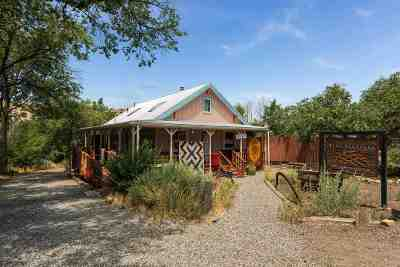Single Family Home For Sale: 2879 Nm 14