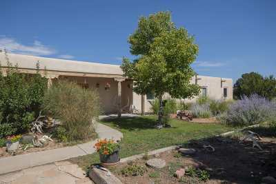 Santa Fe Single Family Home For Sale: 15 Via De Estrellas