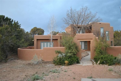 Santa Fe Single Family Home For Sale: 1888 Forest Cir
