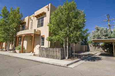 Santa Fe Condo/Townhouse For Sale: 601 W San Mateo #196