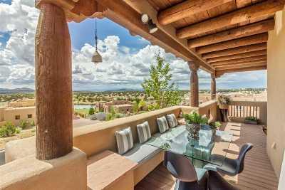 Santa Fe Single Family Home For Sale: 17 Camino De Colores