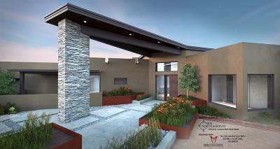 Santa Fe Single Family Home For Sale: 865 Camino Haciendas