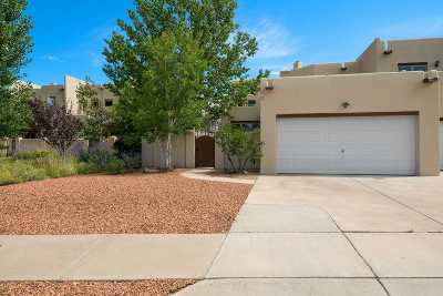 Santa Fe Condo/Townhouse For Sale: 3142 La Paz Lane