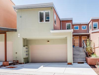 Los Alamos Condo/Townhouse For Sale: 32 Canyon View Dr