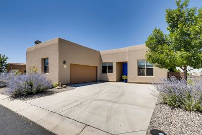 Santa Fe Single Family Home For Sale: 25 Panther Peak