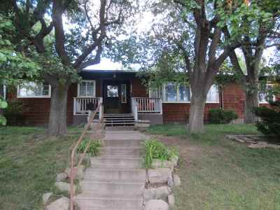 Los Alamos Single Family Home For Sale: 3204 Villa St