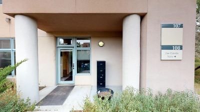 Santa Fe Condo/Townhouse For Sale: 3600 Cerrillos #107