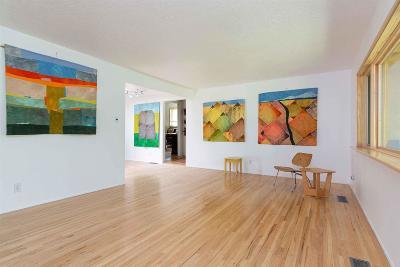 Santa Fe Single Family Home For Sale: 133 Camino De Las Crucitas