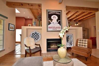 Santa Fe Single Family Home For Sale: 4399 Laughing Crow