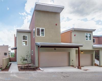 Los Alamos Condo/Townhouse For Sale: 34 Canyon View Dr