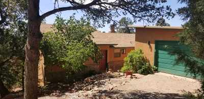 Sandia Park Single Family Home For Sale: 19 Los Lomas Circle