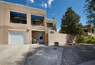 Santa Fe NM Condo/Townhouse For Sale: $349,000