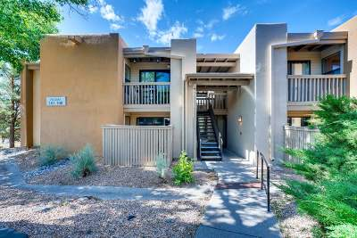 Santa Fe NM Condo/Townhouse For Sale: $208,000