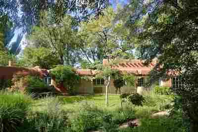 Single Family Home For Sale: 905 Camino Ranchitos