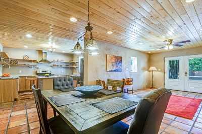 Santa Fe Single Family Home For Sale: 823 Baca