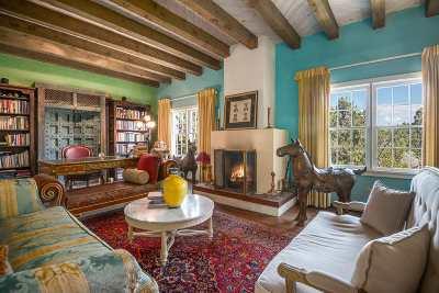 Santa Fe Single Family Home For Sale: 1084 Mansion Ridge Rd.