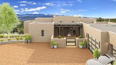 Santa Fe Single Family Home For Sale: 3293 Monte Sereno Drive