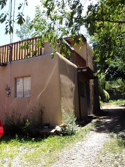Santa Fe Single Family Home For Sale: 1002 Canyon Rd #c