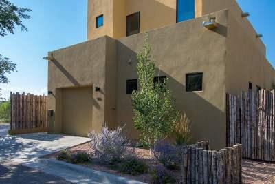 Santa Fe County Condo/Townhouse For Sale: 933 Alto #D