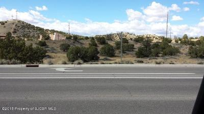Farmington Residential Lots & Land For Sale: Nya Pinon Frontage Road