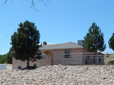 Single Family Home For Sale: 986 Nm 516