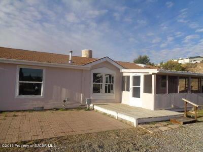 Farmington Manufactured Home For Sale: 5805 Kylie Place