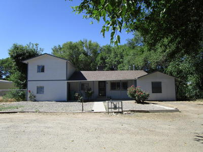 Kirtland Single Family Home For Sale: 16 Road 6553