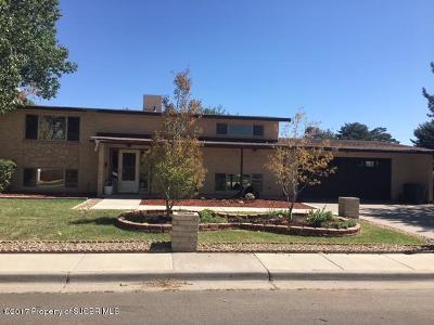 Farmington Single Family Home For Sale: 1900 N Western Avenue