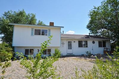 Single Family Home For Sale: 46 Road 6200