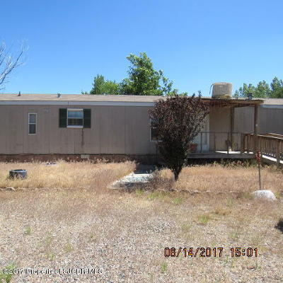 Bloomfield Manufactured Home For Sale: 18 Road 4775