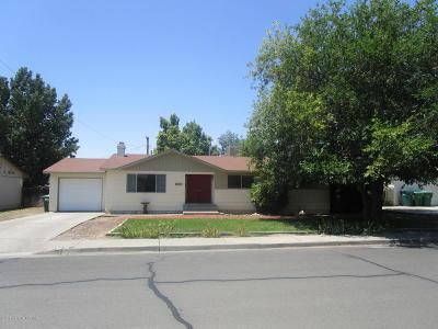 Single Family Home For Sale: 1221 Camina Flora